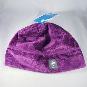 Purple Columbia Hat Fast Beauty